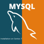 MySql DB server installation